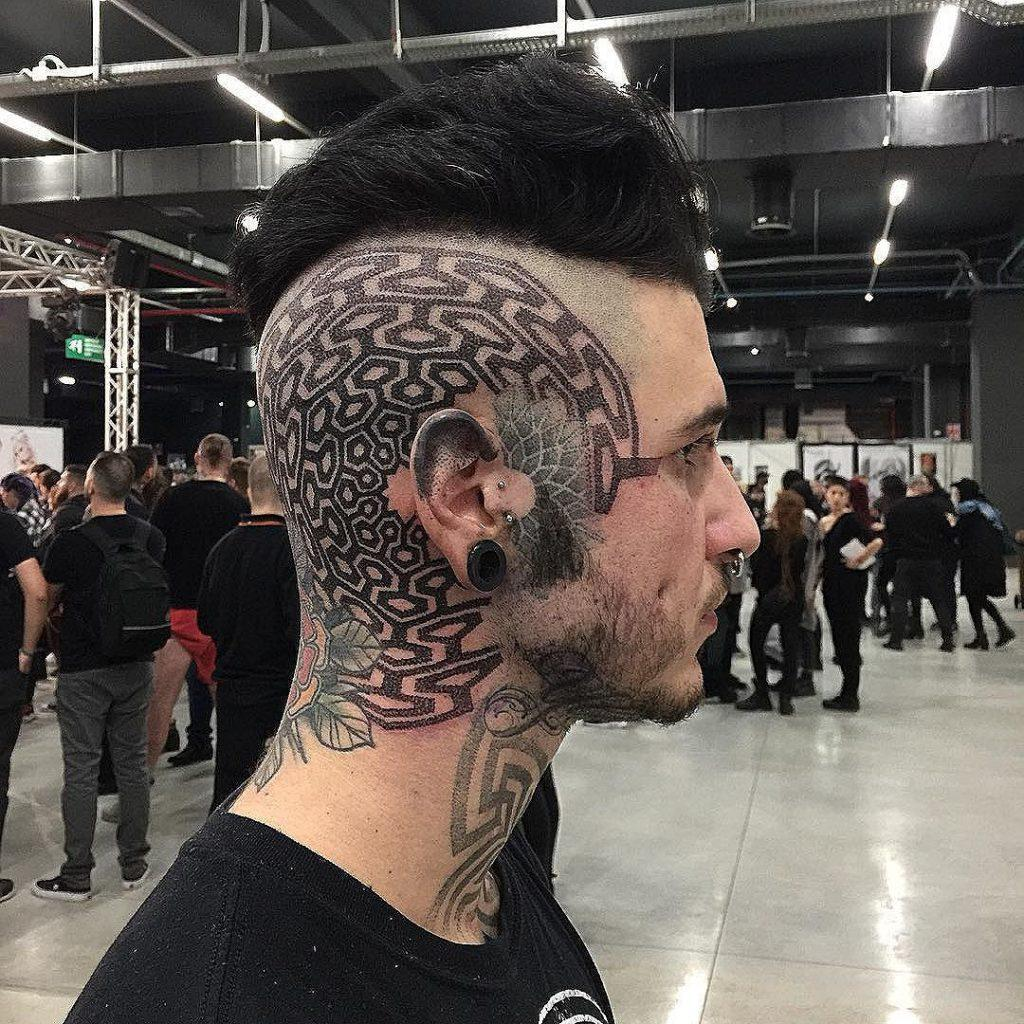le sacre linee tattoo