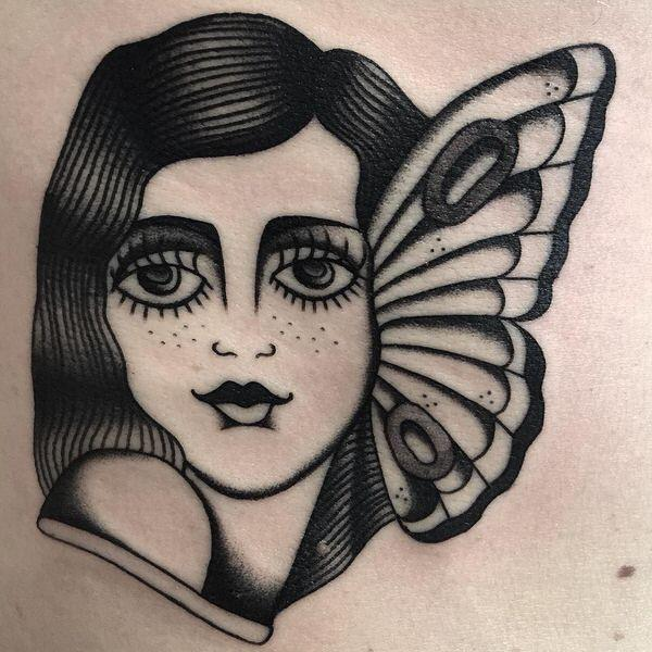 tatuaggio old school