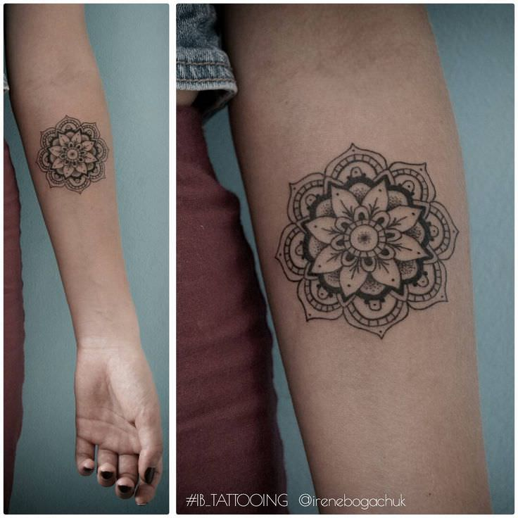 Ideas And Designs For Girls: Tatuaggi Per Avambraccio: La Guida Completa Stili E Foto